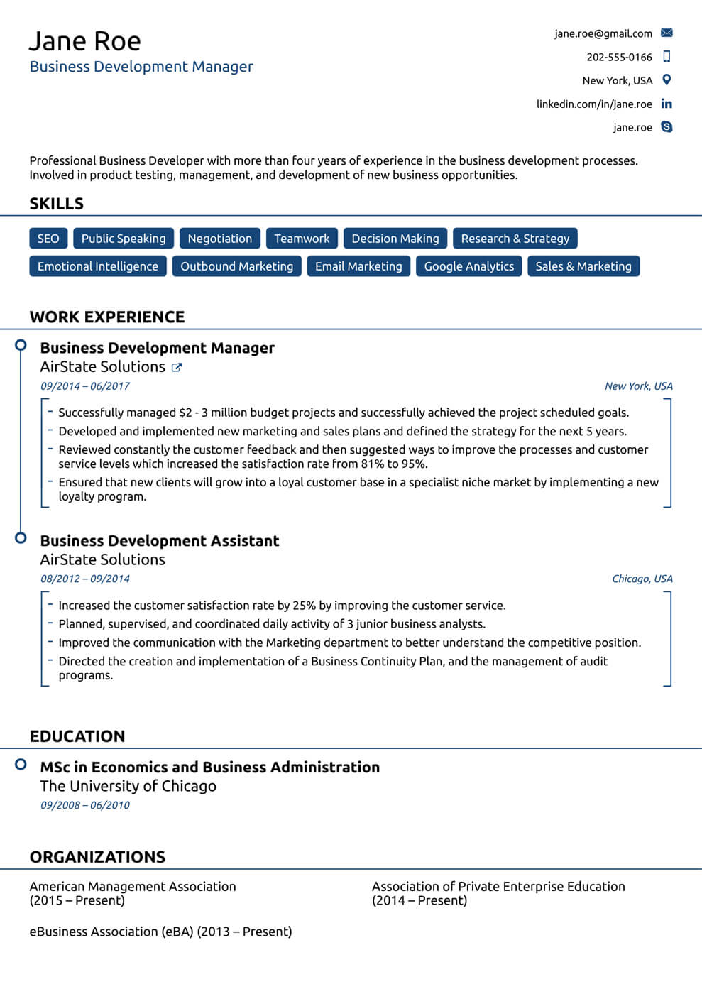 Free Resume Templates For 2020 [Download Now] Inside Combination Resume Template Word