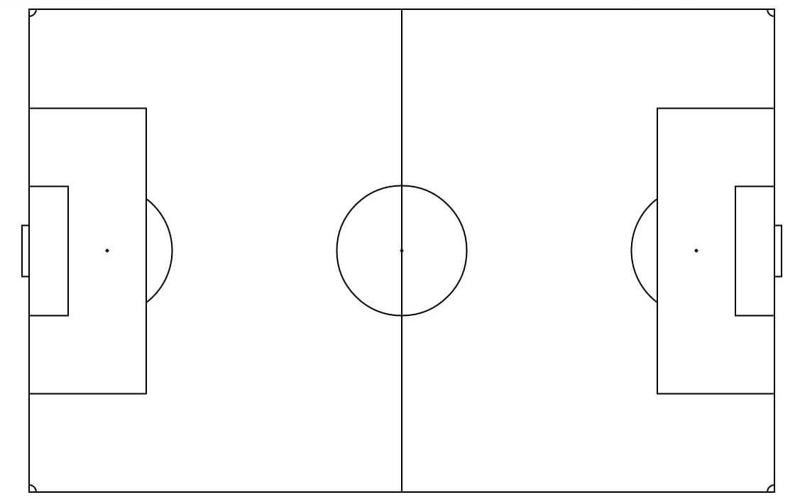Free Soccer Field Template, Download Free Clip Art, Free Regarding Blank Football Field Template