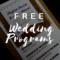 Free Wedding Program Templates | Wedding Program Ideas Intended For Free Printable Wedding Program Templates Word