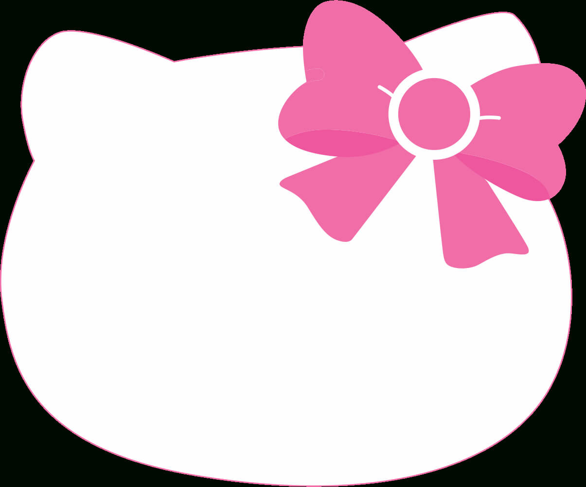 Hello Kitty Birthday Banner Templates With Regard To Hello Kitty Banner Template