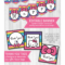 Hello Kitty Party Decor Pack – Hello Kitty Baby Shower Pertaining To Hello Kitty Banner Template