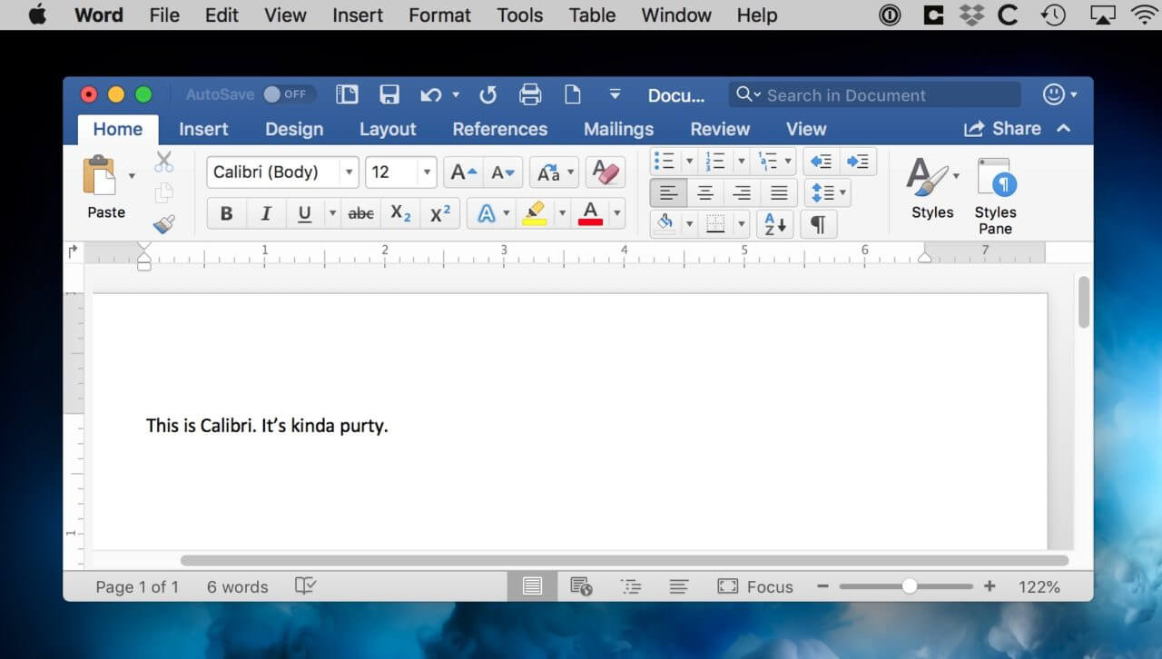 How To Change The Default Font In Microsoft Word For Mac Regarding Change The Normal Template In Word 2010