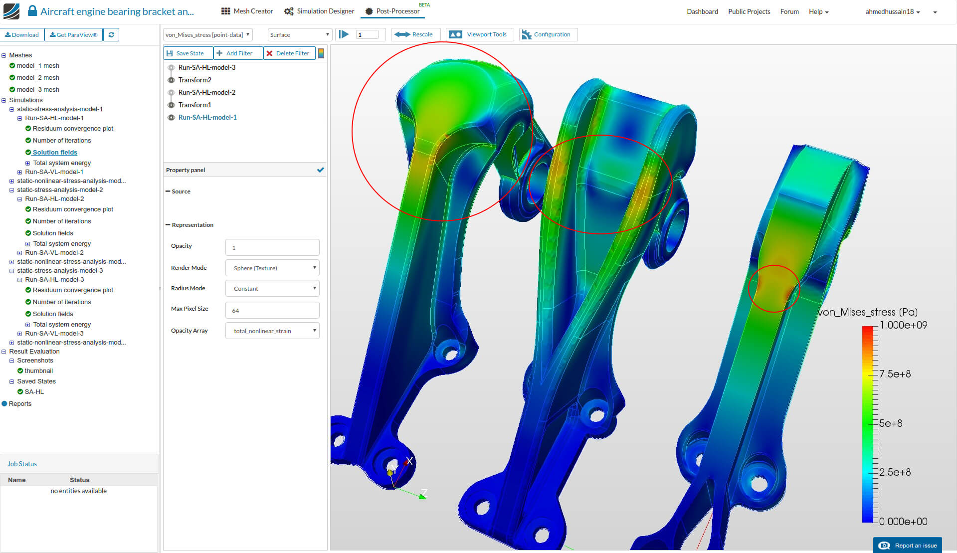 How To Create A Fea Report - Solid Mechanics / Fea In Fea Report Template