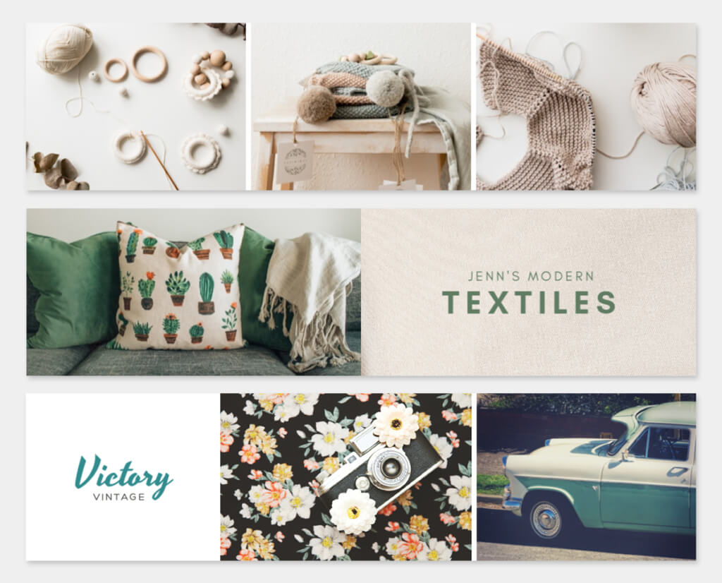 How To Make An Etsy Banner   Picmonkey Intended For Etsy Banner Template