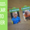 How To Make Sesame Street 1St Year Photo Banner | Free In Sesame Street Banner Template
