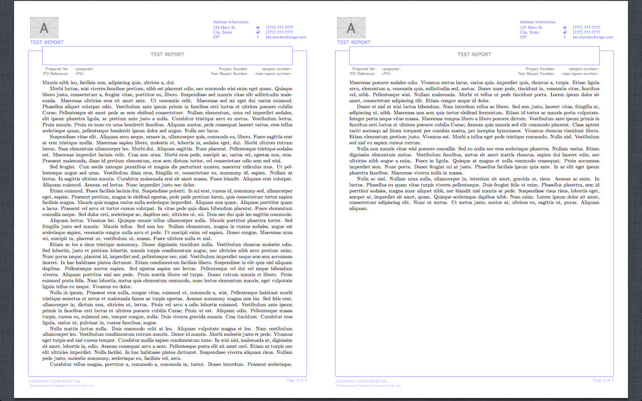 K4Rtik Latex Project Report Template Latex Template Latex Within Latex Template For Report