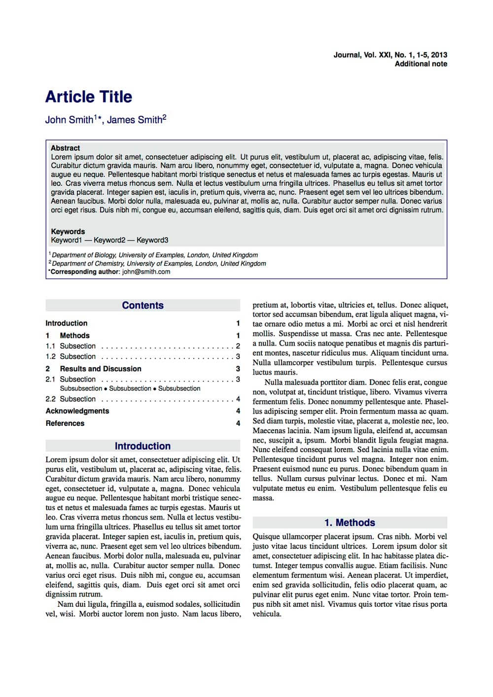 Latex Typesetting - Showcase Intended For Latex Technical Report Template