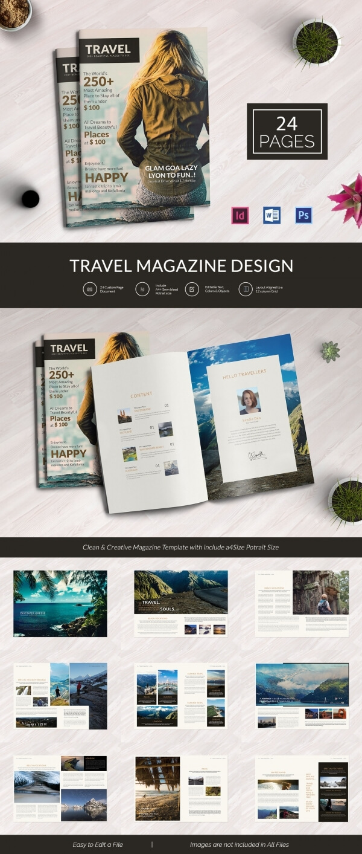 Magazine Template Free Word ] – 55 Brand New Magazine With Regard To Magazine Template For Microsoft Word