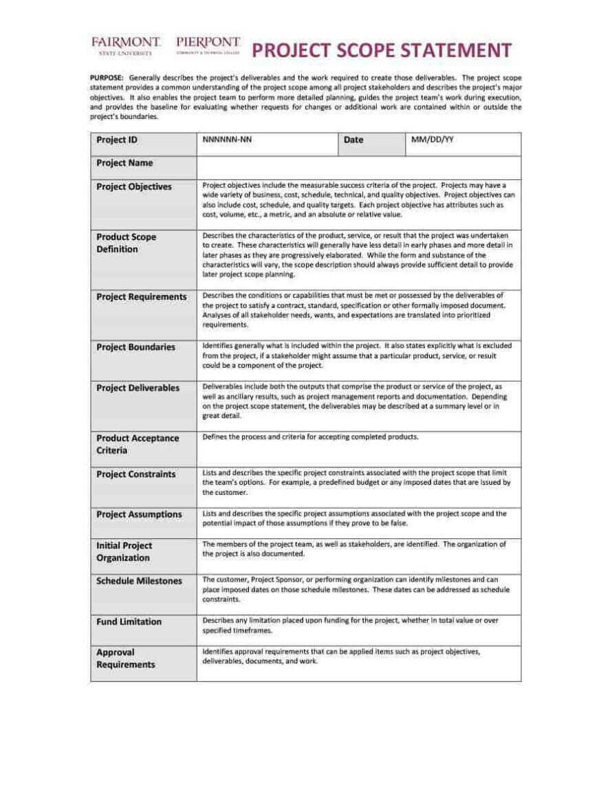 Project Management Status Report Template Atlantaauctioncocom Within Funding Report Template