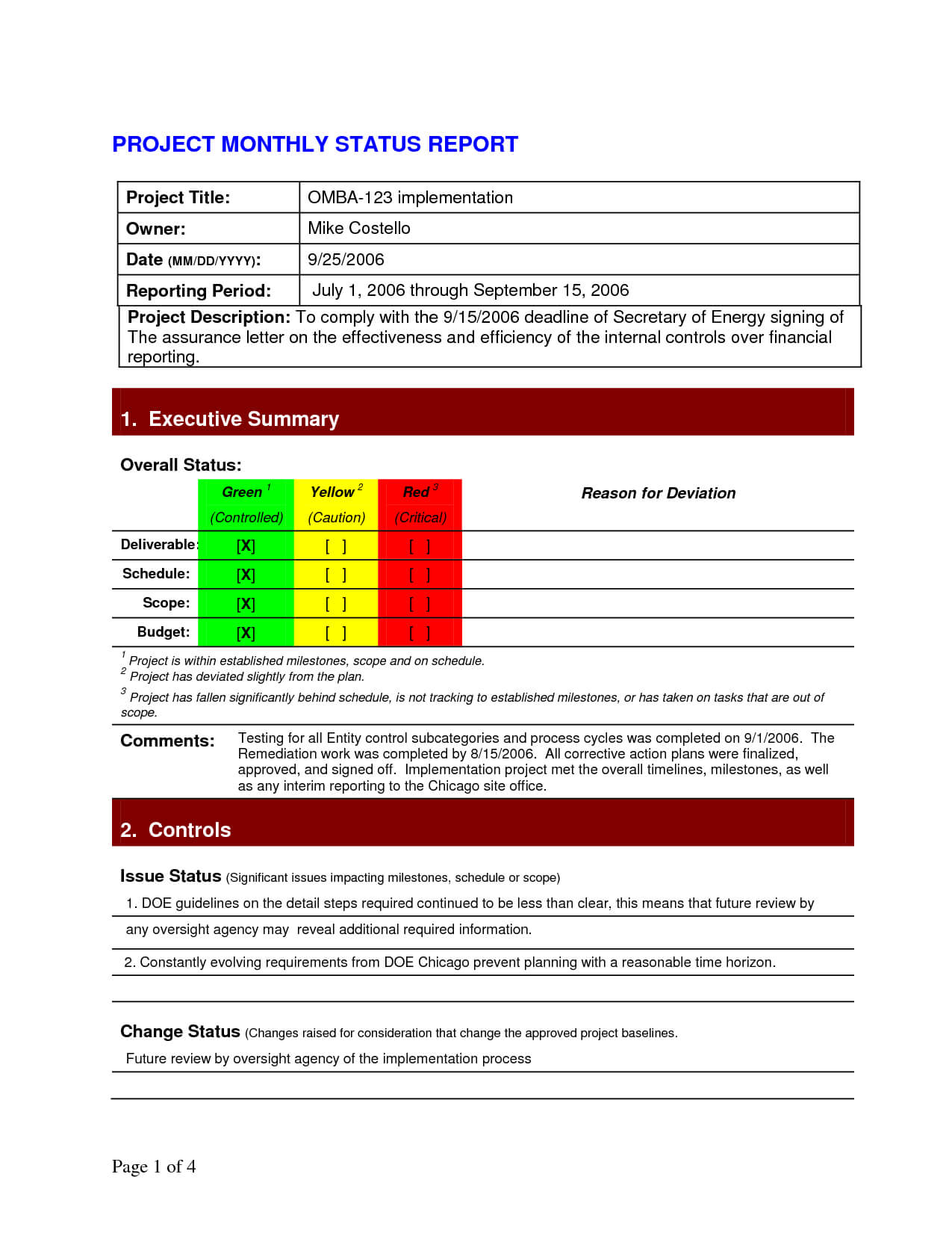 Project Status Report Template Weekly Sample Google Search Regarding Project Status Report Template Excel Download Filetype Xls