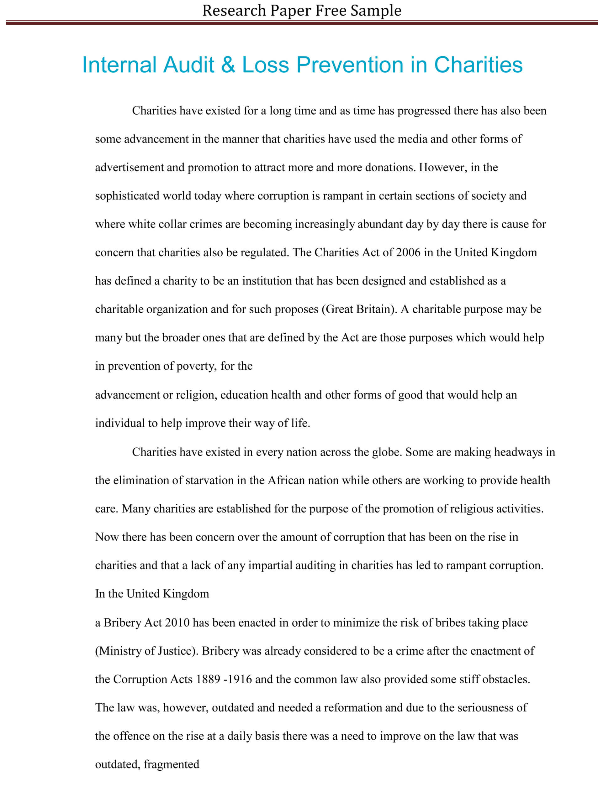 Research Report Essay – Colona.rsd7 Pertaining To Research Report Sample Template