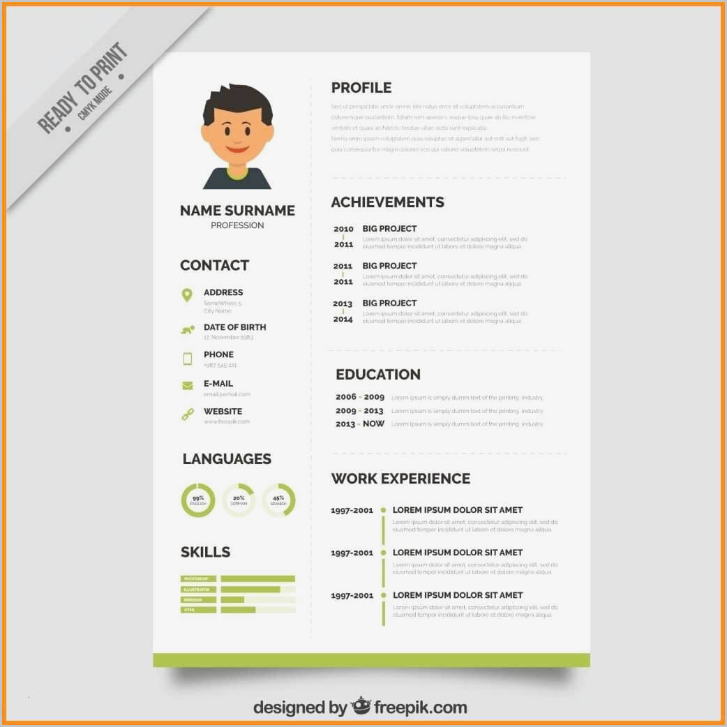 Resume Template Word Free Download 2019 - Resume | Resume With Regard To Resume Templates Word 2013