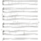 Sheet Music Template Blank For Word Free Pdf Spreadsheet With Blank Sheet Music Template For Word