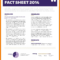 Thealmanac/g/009 Template Ideas Download Fact  Throughout Fact Sheet Template Word
