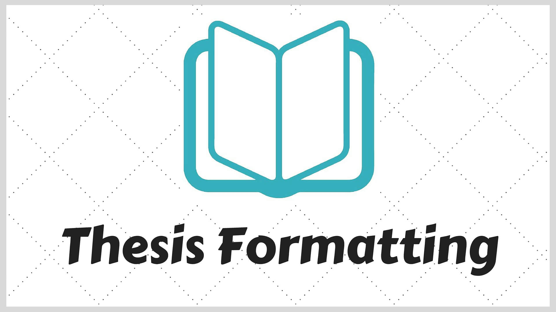Thesis Formatting – Ubc Research Commons – Research Guides With Regard To Ms Word Thesis Template