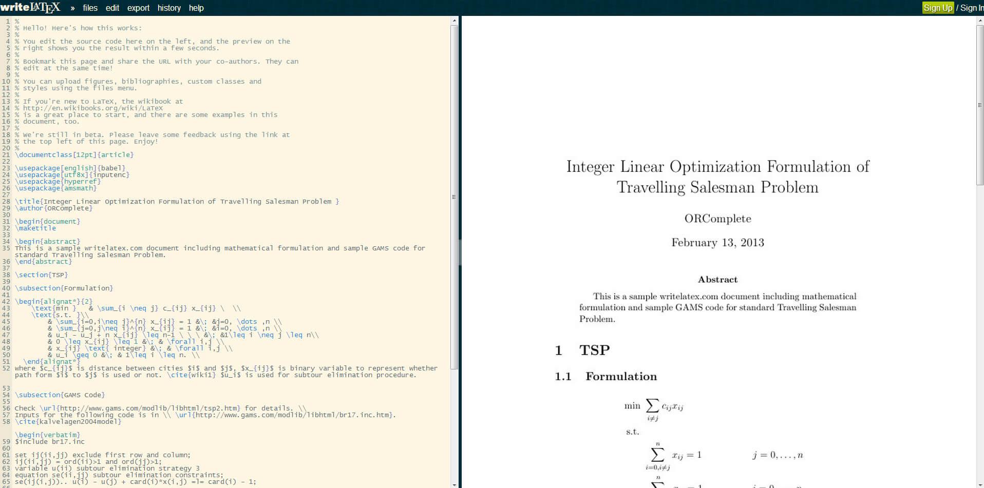 Writing Technical Report In Latex Regarding Latex Template For Report