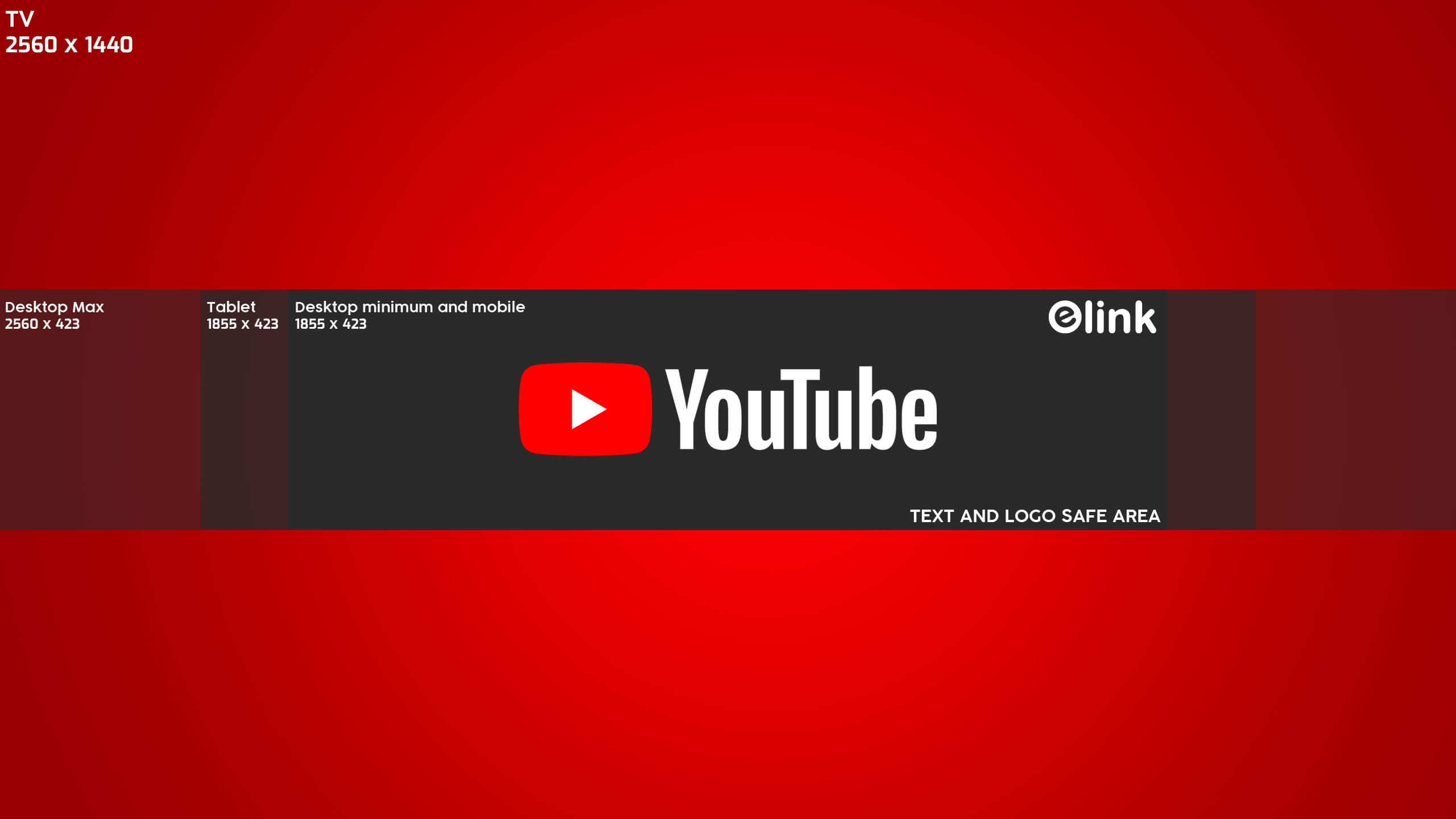 Your Ultimate Guide To The Perfect Youtube Banner Size Inside Youtube Banner Template Size